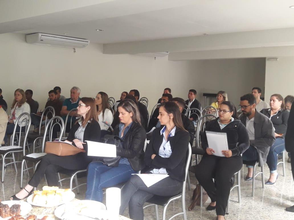 Reuniões regionais Sindipostos-ES